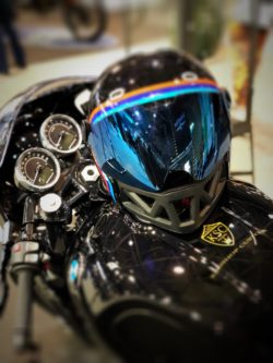 Qwart Phoenix Outlaw x BMW NineT Cafe Racer by KikiShop Custom